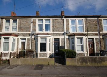 Thumbnail 2 bed terraced house for sale in Stanley Park Road, Staple Hill, Bristol