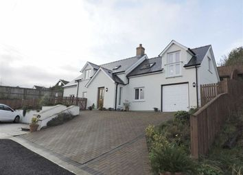 Thumbnail 3 bed detached house for sale in Church Road, Goodwick