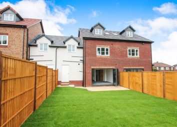 Thumbnail 4 bed mews house for sale in The Endorby, Woodhouse Vale, Pepper Road