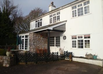 Thumbnail 4 bed detached house to rent in Lower Warberry Road, Torquay
