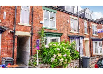 Thumbnail 3 bed terraced house for sale in Rosedale Road, Sheffield