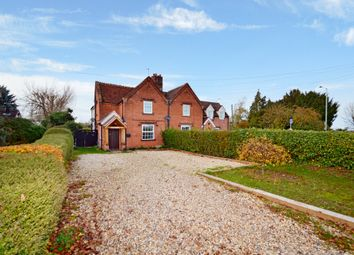 Thumbnail 3 bed semi-detached house for sale in Old London Road, Copdock, Ipswich