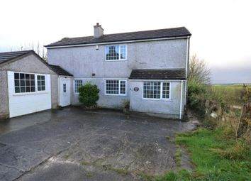 Thumbnail 4 bed detached house for sale in Tredinnick, Liskeard, Cornwall