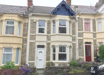 Thumbnail 2 bedroom terraced house for sale in Clouds Hill Avenue, St. George, Bristol