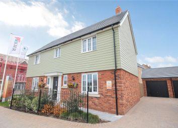 Thumbnail 4 bedroom detached house for sale in Hensman Close, Stortford Fields, Bishop's Stortford, Hertfordshire