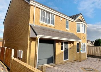 Thumbnail 4 bed detached house for sale in Sycamore Avenue, Tredegar, Gwent