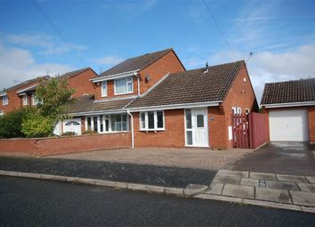 Thumbnail 2 bed semi-detached bungalow to rent in Rakersfield Road, Wallasey, Merseyside