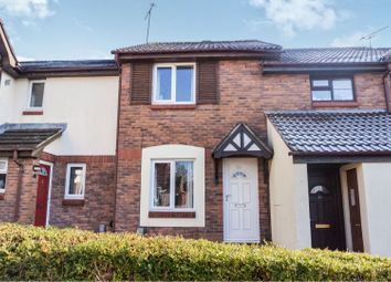 Thumbnail 2 bed terraced house for sale in Fenland Close, Swindon