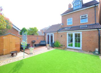 Thumbnail 4 bed detached house for sale in Mount Pleasant Kingsway, Quedgeley, Gloucester