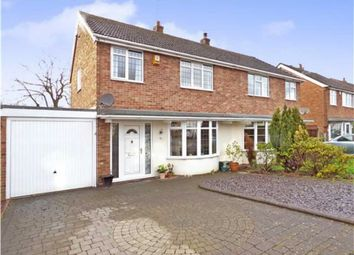 Thumbnail 3 bed property for sale in Meadow Lane, Trentham, Stoke-On-Trent