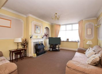 Thumbnail 3 bedroom detached house for sale in Upminster Road South, Rainham, Essex