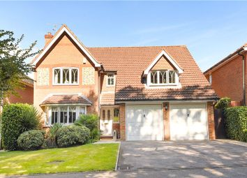 Thumbnail 4 bed detached house for sale in Dyer Road, Wokingham, Berkshire