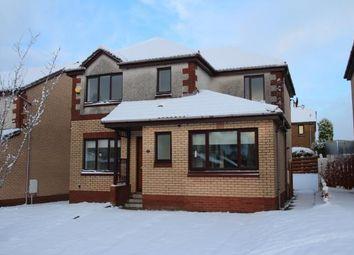 Thumbnail 4 bed detached house for sale in Glen Clova Drive, Craigmarloch, Cumbernauld, North Lanarkshire