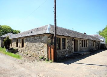 Thumbnail 4 bed detached house to rent in Abington, Biggar