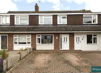 Thumbnail 3 bed terraced house for sale in Stenton Close, Abingdon, Oxfordshire