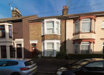 Thumbnail 3 bed terraced house for sale in Alexandra Road, Sheerness