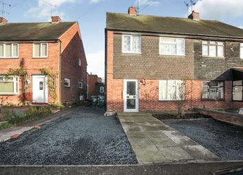 Thumbnail 3 bed semi-detached house for sale in Middlemarch Road, Radford, Coventry, West Midlands