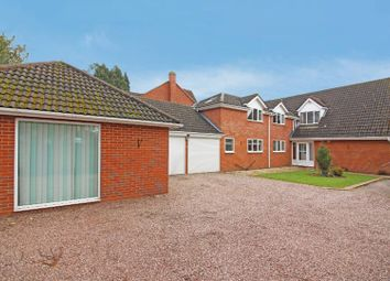 Thumbnail 5 bed detached house for sale in The Highfields, Wightwick, Wolverhampton