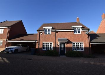 Thumbnail 3 bed detached house for sale in Teal Close, Wixams, Bedford