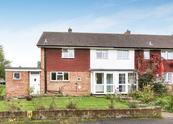 Thumbnail 3 bedroom end terrace house for sale in Alway Avenue, West Ewell, Epsom