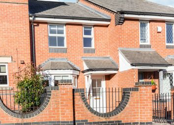 Thumbnail 2 bed terraced house to rent in Speedwell Road, Mountsorrel, Loughborough