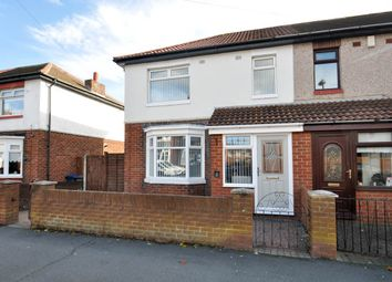 Thumbnail 3 bed terraced house for sale in Nora Street, South Shields