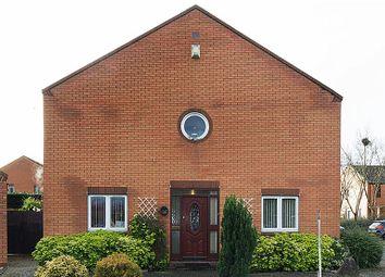 Thumbnail 3 bed detached house for sale in Verdon Drive, Willen Park, Milton Keynes