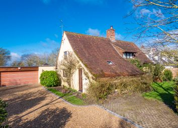 Thumbnail 3 bed detached house for sale in Hargrave, Bury St Edmunds, Suffolk