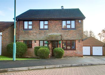 The Old Yews, New Barn, Longfield, Kent DA3. 4 bed detached house for sale