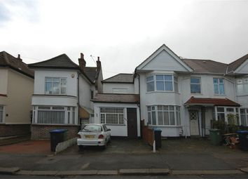 Thumbnail 2 bedroom end terrace house for sale in Norton Road, Wembley, Middlesex