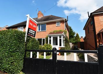 Thumbnail 3 bedroom semi-detached house to rent in Churchfields Close, Bromsgrove