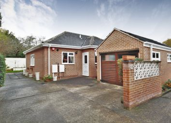 Thumbnail 2 bed detached bungalow to rent in Bearwood Hill Road, Burton-On-Trent