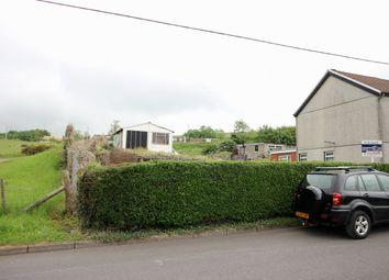 Thumbnail Land for sale in Mansfield Terrace, Merthyr Tydfil