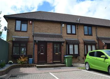 Thumbnail 2 bed terraced house to rent in Bay Close, Southampton