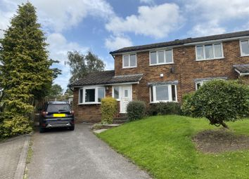 3 bed semi-detached house for sale in Heather Brow, Stalybridge SK15