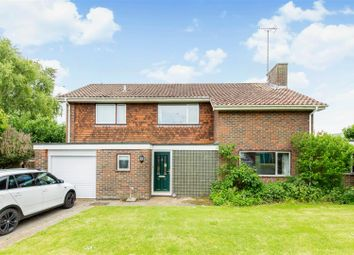 Thumbnail 4 bed detached house for sale in Lockitt Way, Kingston, Lewes