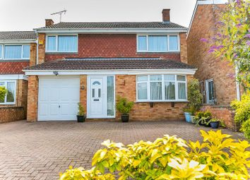 Thumbnail 4 bed detached house for sale in Banburies Close, Bletchley, Milton Keynes