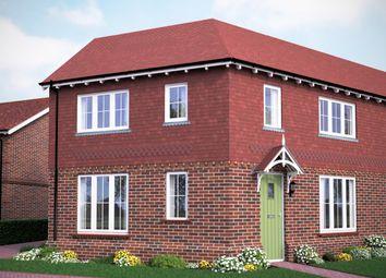 Thumbnail 3 bed semi-detached house for sale in Crockford Lane, Basingstoke