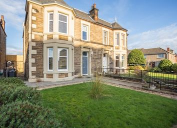 Thumbnail 4 bedroom semi-detached house for sale in Moira Terrace, Craigentinny, Edinburgh
