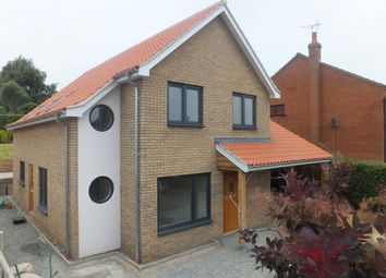 Thumbnail 4 bedroom detached house for sale in Gorse Road, Reydon, Southwold