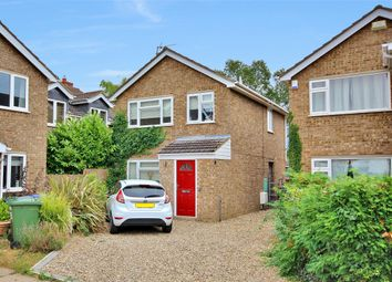 Thumbnail 3 bed detached house for sale in Locksgate, Somersham, Cambs