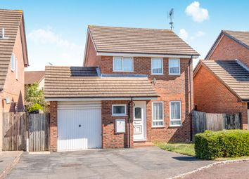 Thumbnail 3 bed detached house to rent in Frieth Close, Earley, Reading