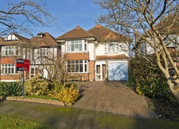 Thumbnail 4 bed property for sale in Seymour Gardens, Berrylands, Surbiton