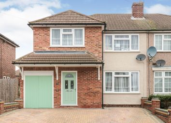 Thumbnail 4 bedroom semi-detached house for sale in Gibbs Close, Cheshunt, Waltham Cross
