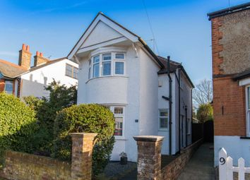 Thumbnail 3 bed detached house for sale in Merry Hill Mount, Bushey