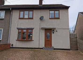 Thumbnail 3 bed semi-detached house to rent in Dorset Drive, Brimington, Chesterfield