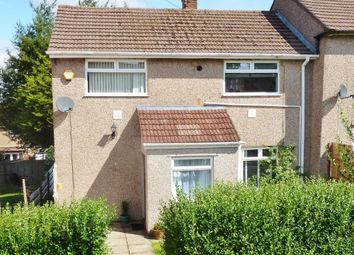 Thumbnail 2 bed semi-detached house to rent in Cheddar Crescent, Llanrumney, Cardiff