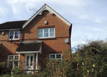 Thumbnail 2 bed terraced house for sale in Harrow Lane, Daventry