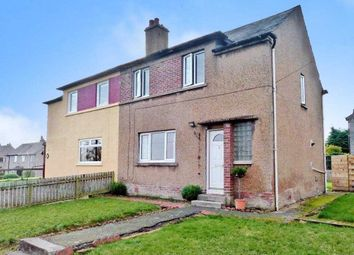 Thumbnail 3 bed semi-detached house for sale in Braehead Road, Stirling