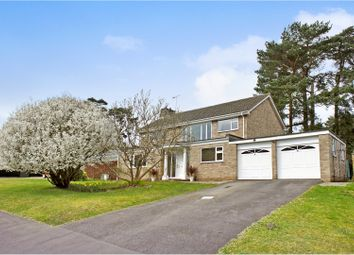 Thumbnail 4 bed detached house for sale in Copped Hall Way, Camberley